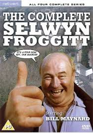 Oh No It's Selwyn Froggitt: Season 1