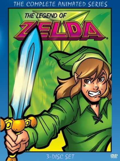 The Legend Of Zelda: Season 1