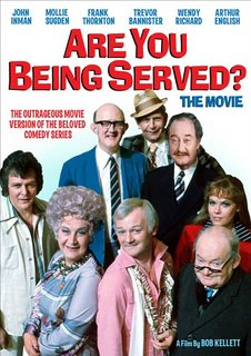 Are You Being Served?: Season 1