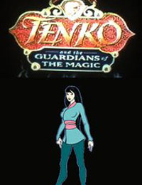 Princess Tenko And The Guardians Of The Magic