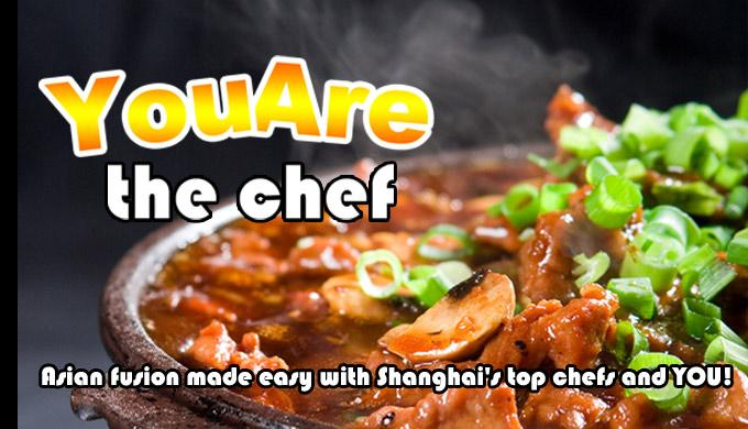 You Are The Chef