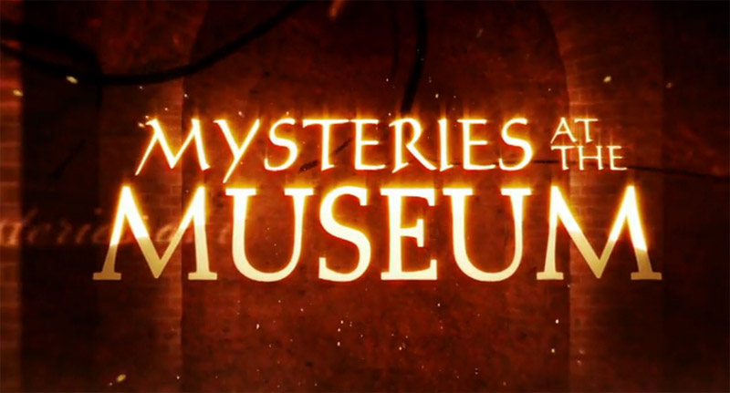 Mysteries At The Museum: Season 1