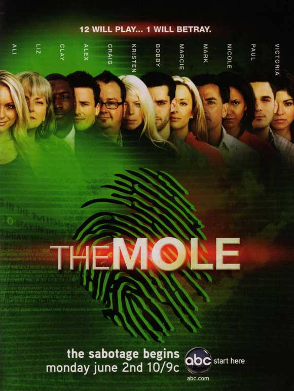 The Mole: Season 1