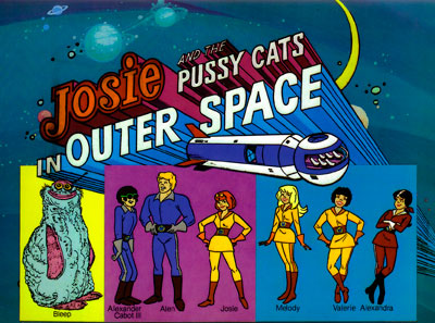 Josie And The Pussy Cats In Outer Space