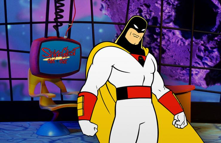 Space Ghost Coast To Coast: Season 5