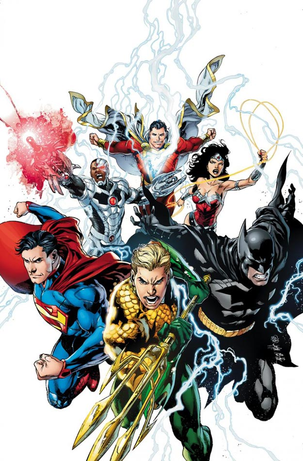 Justice League Unlimited 3 (sub)