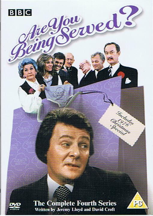 Are You Being Served?: Season 4