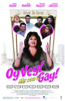 Oy Vey! My Son Is Gay!!
