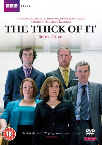 The Thick Of It: Season 3