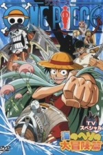 One Piece Tv Special: Umi No Heso Daiboken Hen