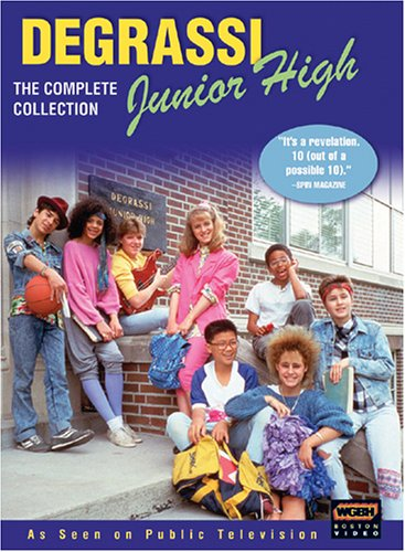 Degrassi High: Season 1