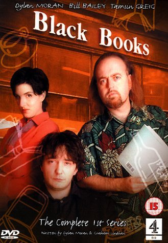 Black Books: Season 1