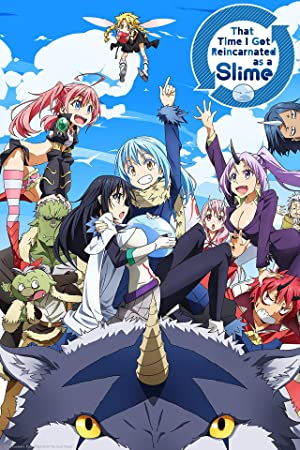 That Time I Got Reincarnated As A Slime (dub)