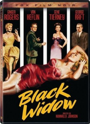 Black Widow 1954