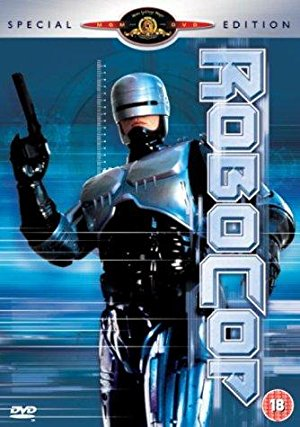 Flesh + Steel: The Making Of 'robocop'
