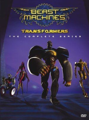 Beast Machines: Transformers: Season 1