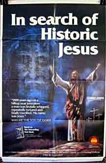 In Search Of Historic Jesus