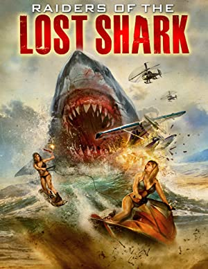Raiders Of The Lost Shark 2015