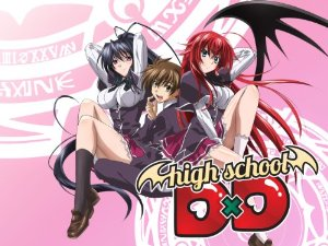 High School Dxd New (sub)