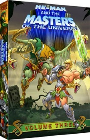 Masters Of The Universe Vs. The Snake Men: Season 1