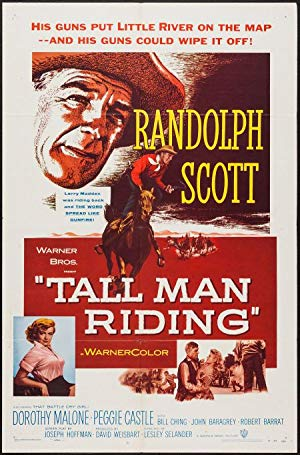 Tall Man Riding