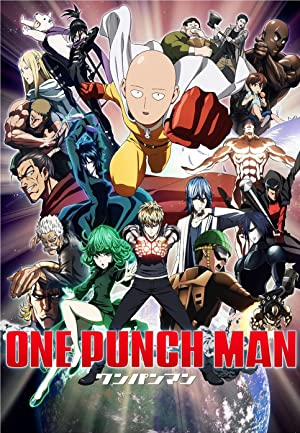 One Punch Man 2 (dub)