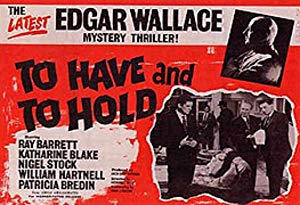 To Have And To Hold 1963