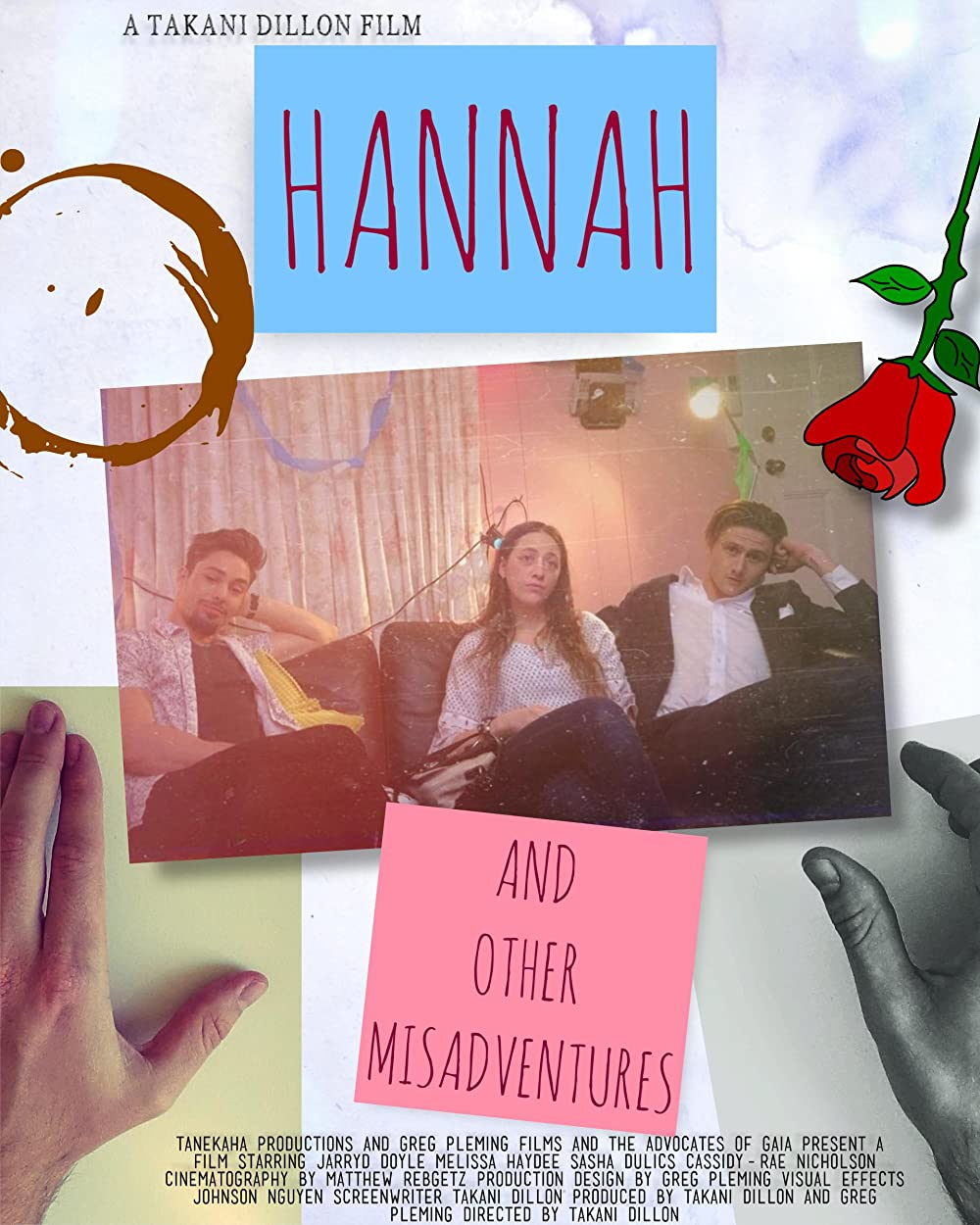 Hannah: And Other Misadventures