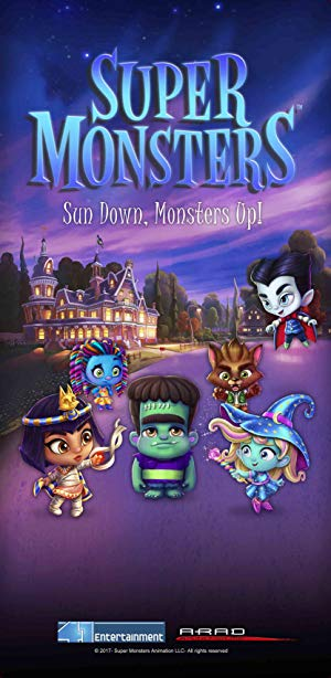 Super Monsters: Season 3