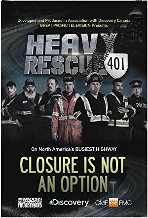Heavy Rescue: 401: Season 3