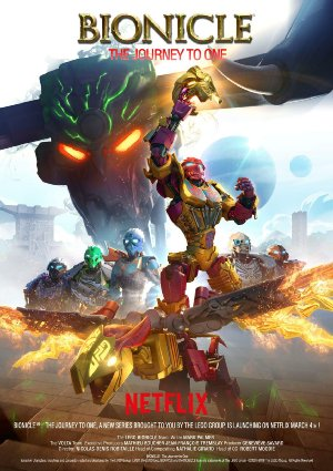 Lego Bionicle: The Journey To One: Season 1