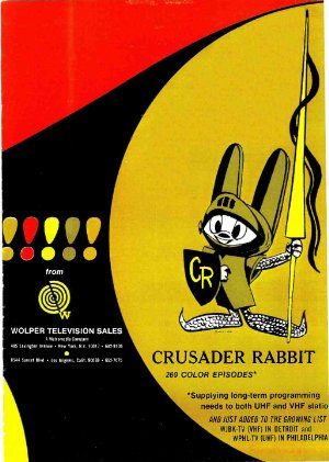 Crusader Rabbit: Season 2