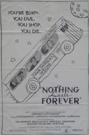 Nothing Lasts Forever