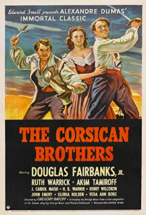 The Corsican Brothers 1941
