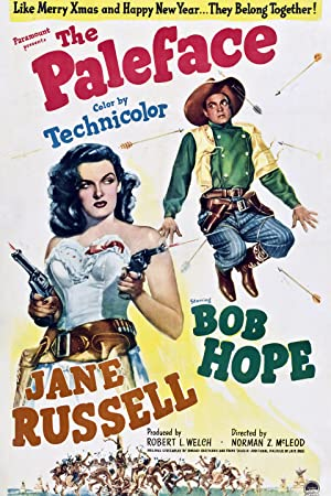 The Paleface 1948