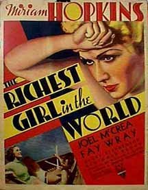 The Richest Girl In The World