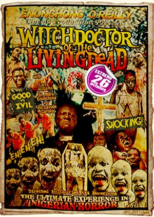 Witchdoctor Of The Livingdead