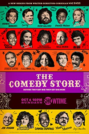The Comedy Store: Season 1