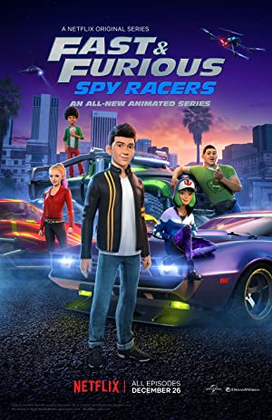 Fast & Furious: Spy Racers: Season 1
