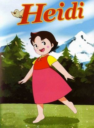 Heidi: A Girl Of The Alps