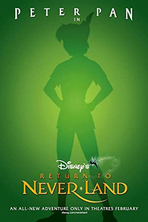Peter Pan Ii: Return To Neverland