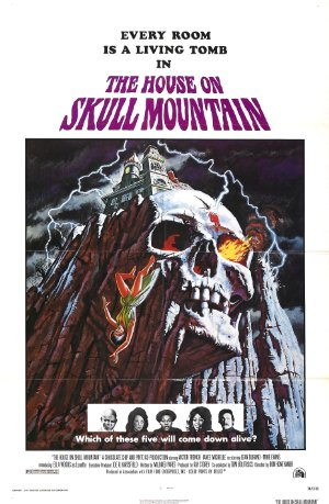 The House On Skull Mountain