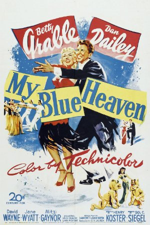 My Blue Heaven 1950