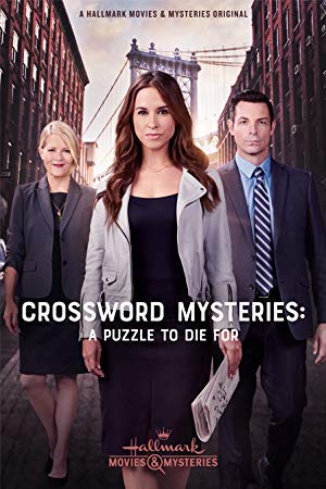 The Crossword Mysteries: A Puzzle To Die For