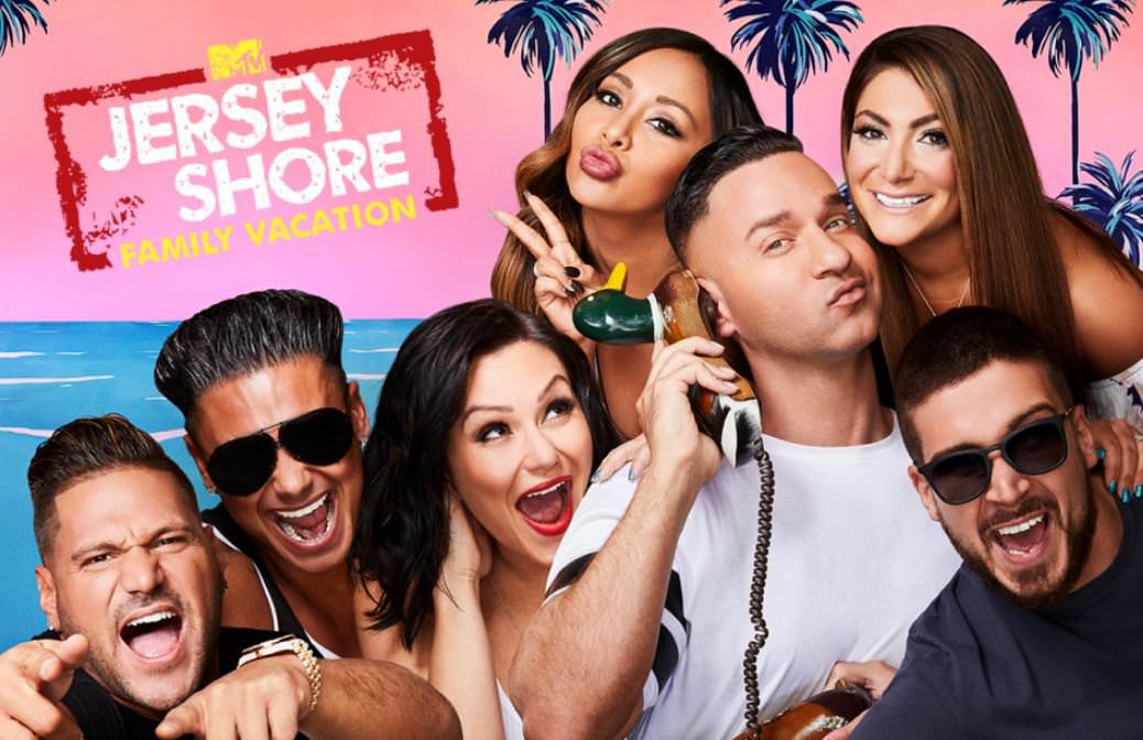 Jersey Shore Family Vacation: Season 2