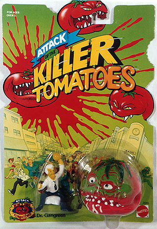 Attack Of The Killer Tomatoes: Season 1