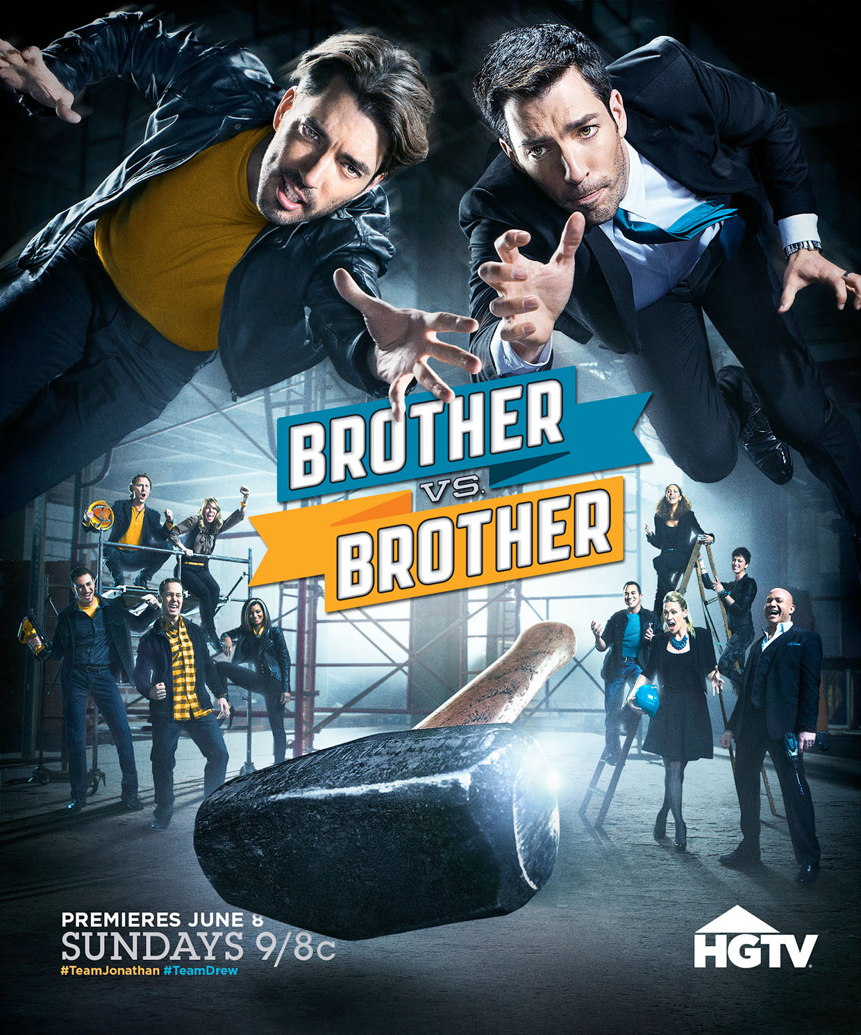 Brother Vs. Brother: Season 2