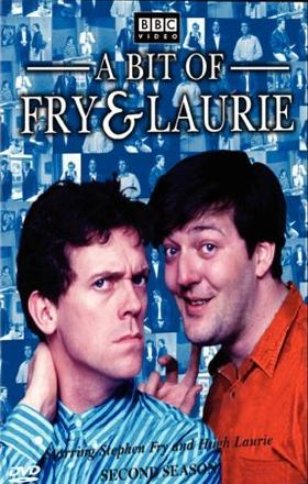 A Bit Of Fry And Laurie: Season 2