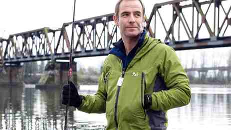 Extreme Fishing With Robson Green: Season 3