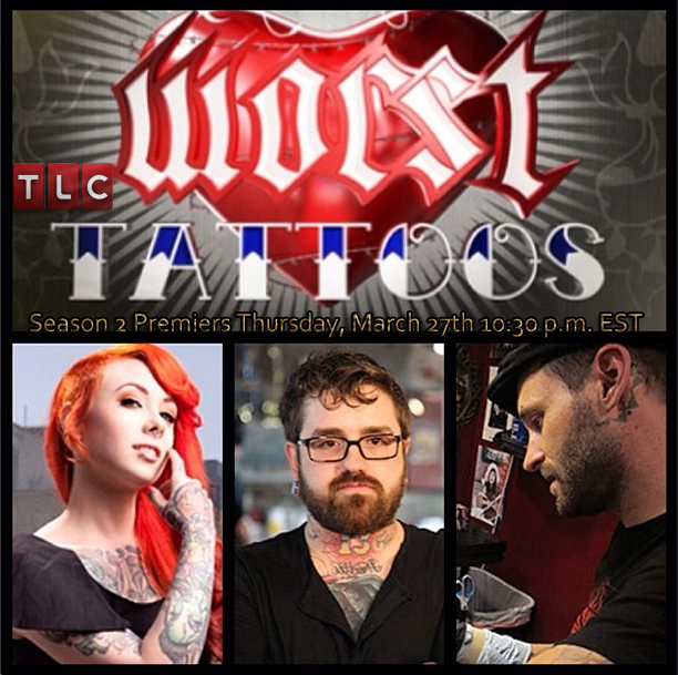 America's Worst Tattoos: Season 2